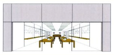 17- Flagship store Apple